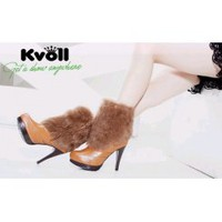 Wholesale Kvoll shoes wholesale women fashion boots X50376 - Lovely Fashion