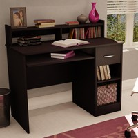 South Shore Axess Collection Desk, Chocolate