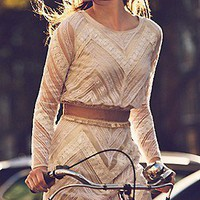 Free People Clothing Boutique &gt; FP New Romantics Future Heirloom Dress