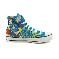 Converse All Star Hi Wonder Woman, Wonder Woman  Journeys Shoes