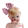 Minnie Headband Pink Dots