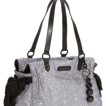 Juicy Couture 'Stardust Glitter Daydreamer' Tote | Nordstrom
