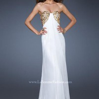La Femme 18617 at Prom Dress Shop
