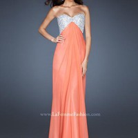 La Femme 18313 at Prom Dress Shop