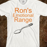 Emotional Range of a Teaspoon