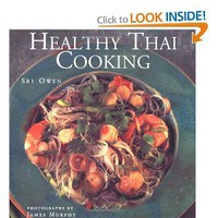 Healthy Thai Cooking [Paperback]