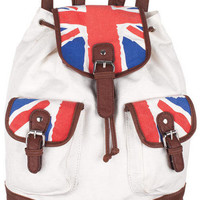 Union Jack Backpack