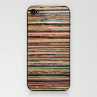 Vinyl Phone Skin by Elle Moss | Society6