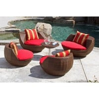 RST Cantina Outdoor Seating Collection - Conversation Patio Sets at Hayneedle