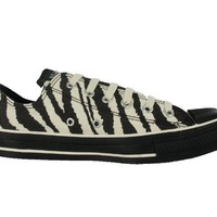 Converse Chuck Taylor All Star Canvas Lo Top Safari Milk/Black 102141F