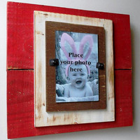 Wood Frame Handmade II by LeMaisonBelle on Etsy