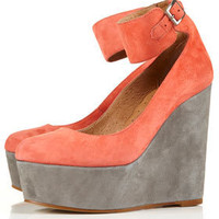 SATELLITE Colour Block Wedges - View All - Shoes - Topshop USA