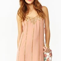 Buchanan Beaded Dress
