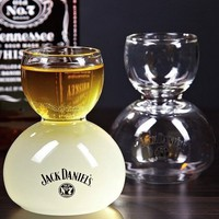 Jack Daniel's Whiskey on Water Glasses - $15 | The Gadget Flow