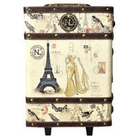 EIFFEL TOWER LUGGAGE - New Arrivals - Bakers Footwear