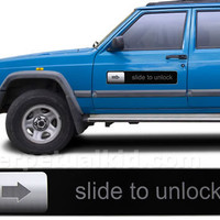 Slide To Unlock - The Magnet