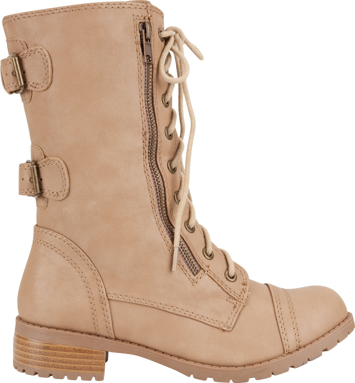 soda dome womens boots camel in sizes from tilly s