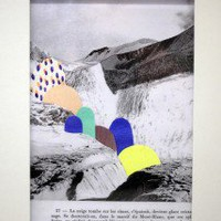 Collage by Helene Georget | Vitrine