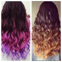 CUSTOME HAIR COLOR