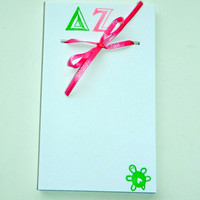 Sorority Notepad