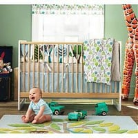 Dwell Studio Owls Nursery Crib Bedding