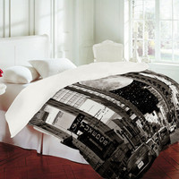 DENY Designs Home Accessories | Shannon Clark Night On The Town Duvet Cover