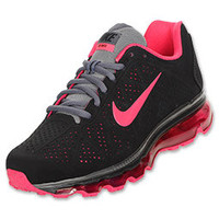 Nike Air Max 2011 SL Black/Cherry/Metallic Dark Grey