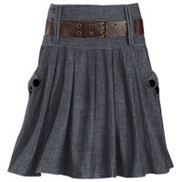 Belted Dolce Skirt - New Age & Spiritual Gifts at Pyramid Collection