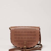AEO Perforated Crossbody Bag | American Eagle Outfitters