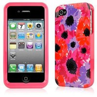 Contour Design Kate Spade iPhone 4 Anemone