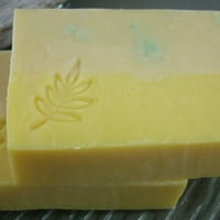Ginger Vegan Soap Luxury by 2bloomsdesignstudio on Etsy