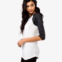 Burnout Baseball Tee | FOREVER 21 - 2027706276