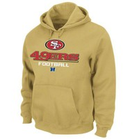 San Francisco 49ers Critical Victory Hooded Sweatshirt