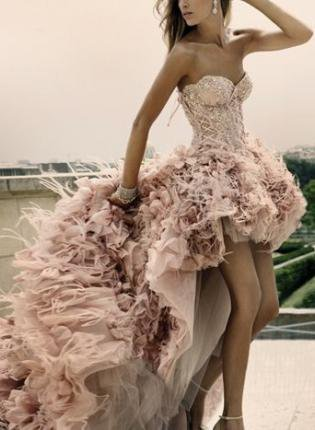 Pink Prom Dress - The Ellie Dress | UsTrendy