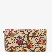 Perched Owl Wallet
