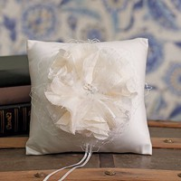 La Fleur Ring Pillow