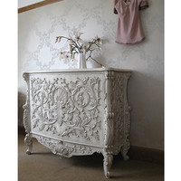 Baroque Carved Cabinet|Drawers &amp; Cabinets|Storage|French Bedroom Company
