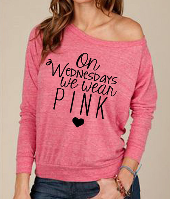 Mean Girls Quotes On Wednesdays We Wear Pink: On Wednesdays We Wear Pink Mean Girls From Loveandwar2012 On