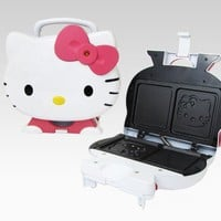 Hello Kitty Sandwich Maker