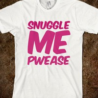 Snuggle Me Pwease - Tee Time Baby