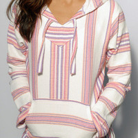 Baja Hoodies - Pink Hoodies - The World's Greatest Baja Hoodie Selection | Señor Lopez Poncho | BajaHoodiez.com