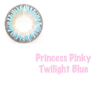 Princess Pinky Lens - Twilight Blue