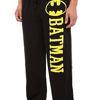 DC Comics Batman Men&#x27;s Pajama Pants - 315381