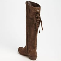 Naughty Monkey 'Bullet' Over the Knee Boot | Nordstrom