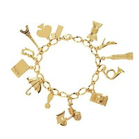 kate spade | things we love charm bracelet