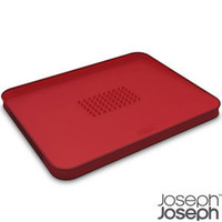 Cut&Carve Red by Joseph Joseph ? modern carving board