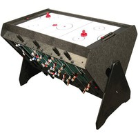 3-in-1 Game Table (Foosball, Pool and Air Hockey)