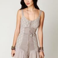 Free People Lacey Corset Dress at Free People Clothing Boutique