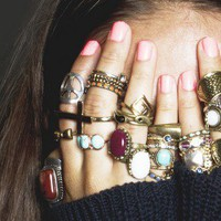 'Brandy ♥ Melville USA  |  Rings