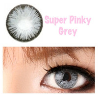 Super Pinky Lens - Grey
